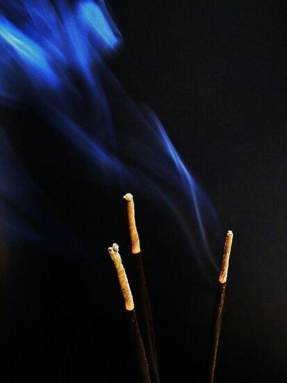 Lavender incense by Yool