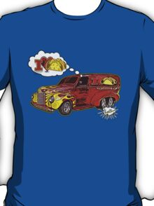 Taco Wagon Dream Tee Shirt from VivaChas! T-Shirt