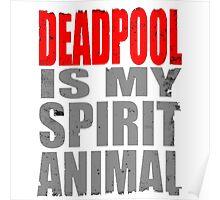Deadpool Word Poster