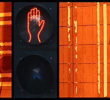 Don't walk, R U N by Elizabeth Bravo