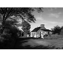 Rural Clare Cottage Photographic Print