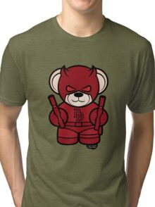 Beardevil Tri-blend T-Shirt
