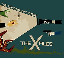The X-files by ervinderclan