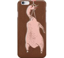 Delicious Roasted Peking Duck iPhone Case/Skin