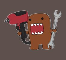 Mr. Mechanic Domo by TswizzleEG