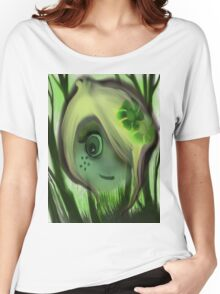 tree ghost Women's Relaxed Fit T-Shirt