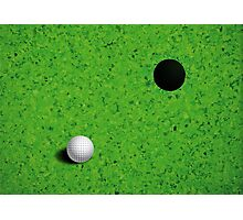 Playing Golf Prints / iPad Case / T-Shirt / iPhone Case / Samsung Galaxy Cases   / Pillows / Tote Bag / Duvet  Photographic Print