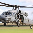 MH-60 Pave Hawk by airwolfhound