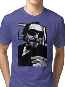 Charles Bukowski Tri-blend T-Shirt