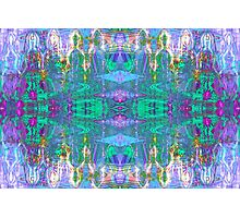Abstract F Photographic Print