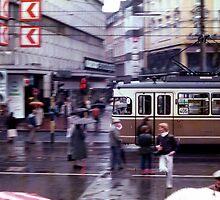 German Tram by Wayne Gerard Trotman