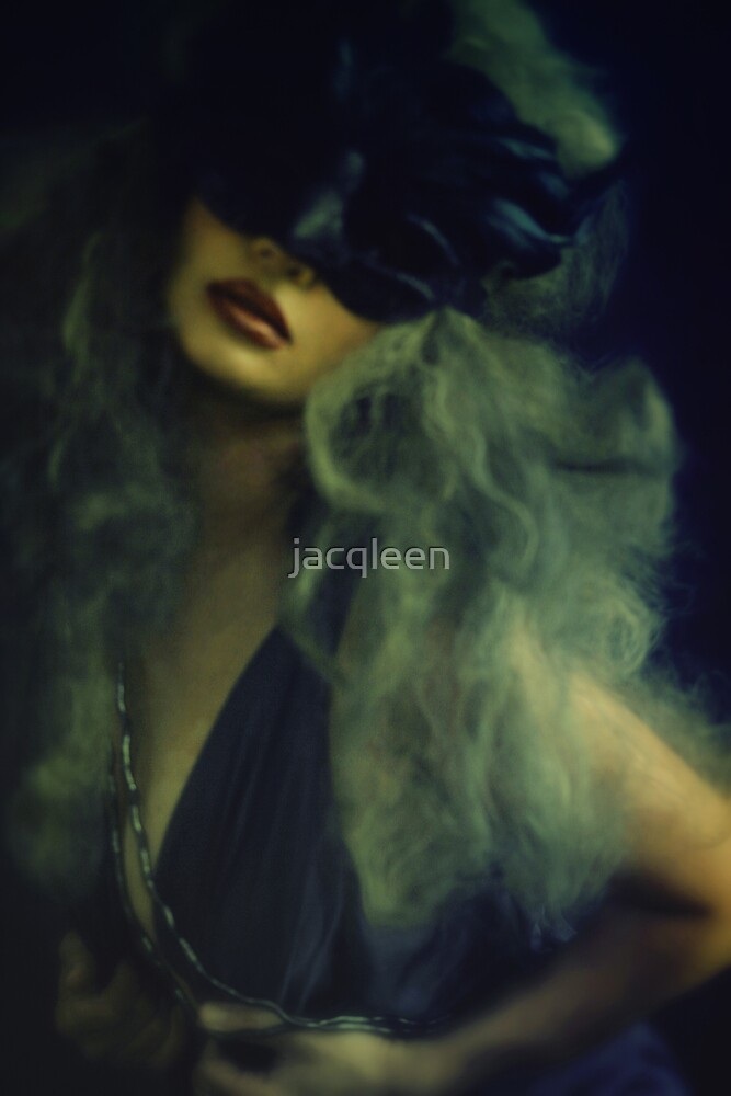 I Am... Whoever You Want Me To Be by jacqleen