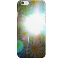 Sunlight and Daisies iPhone Case/Skin