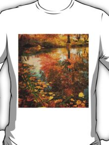 Reflection of the fall T-Shirt