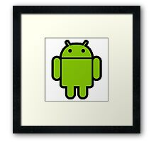 Android Ultimate Framed Print