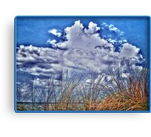 Florida Clouds HDR Canvas Print