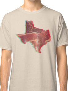 Texas in 3D Classic T-Shirt