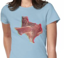 Texas in 3D Womens Fitted T-Shirt