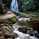 Gleno Falls (7) by SNAPPYDAVE
