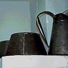 tinware by Lynne Prestebak