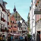 Bernkastel, Germany, Old Town by Marita Sutherlin