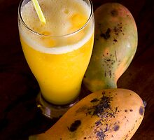Mango Juice by Walter Quirtmair