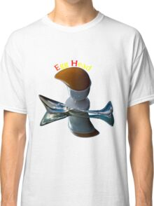 Egg Head- Quirky Irish Designs Classic T-Shirt