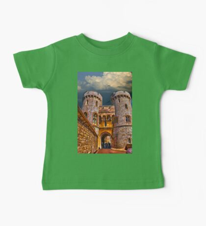 Norman Gate Baby Tee
