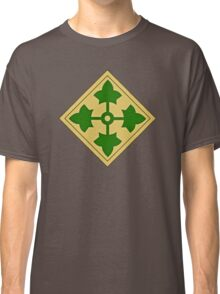 4th Infantry Division Classic T-Shirt