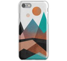Copper Mountains iPhone Case/Skin