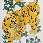 Year of the Tiger by Alexandra Felgate