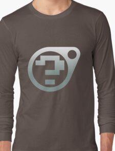 The Mystery Zone Logo Long Sleeve T-Shirt