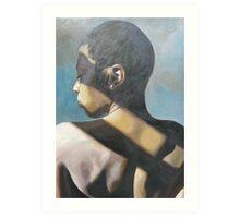 Malika Art Print