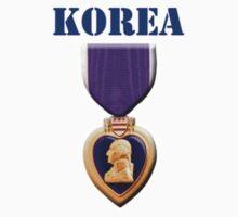 Purple Heart - Korea by Buckwhite