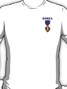 Purple Heart - Korea T-Shirt