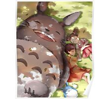My Amazing Totoro ! Poster