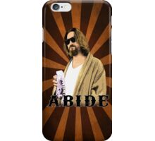 ABIDE iPhone Case/Skin
