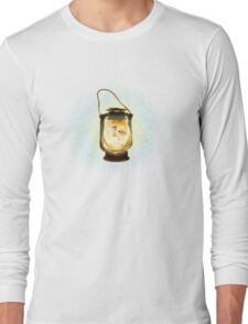 The Fairy in the Lantern Long Sleeve T-Shirt