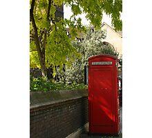 Phone Home.. Photographic Print