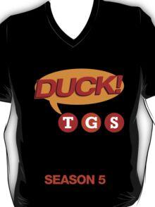 """30 Rock """"Duck!"""" T-shirt T-Shirt"""