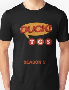 "30 Rock ""Duck!"" T-shirt T-Shirt"