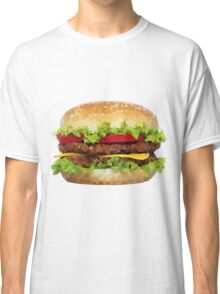 Triangular HAMBURGER Classic T-Shirt