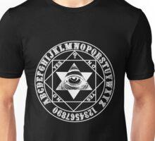 Mystic Eye Ouija Board Unisex T-Shirt