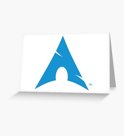 ARCH ULTIMATE Greeting Card