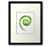 Linux Mint Ultimate Framed Print