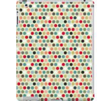 urban spot cream iPad Case/Skin