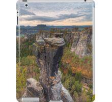 Rainy Bastei iPad Case/Skin