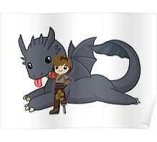 How to train your dragon [Ultimate] Poster