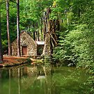 Berry College Mill by Janie Oliver