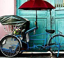 Trishaw by jenheal